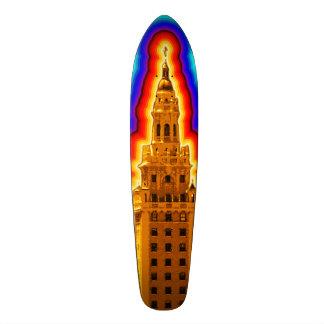 Miami Freedom Tower 305 Skateboard Deck