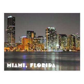 Miami Glimmer Postcard