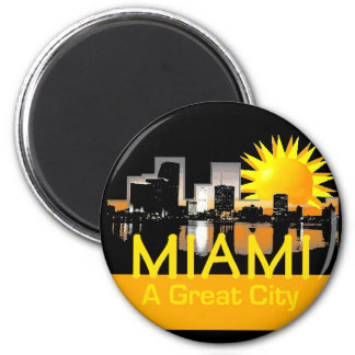 MIAMI Great City Magnet