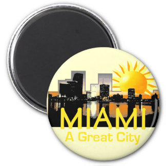 MIAMI Great City Magnet