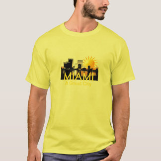 MIAMI Great City T-Shirt