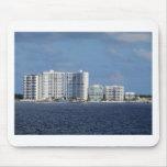 miami hotel blue ocean photo mousepads