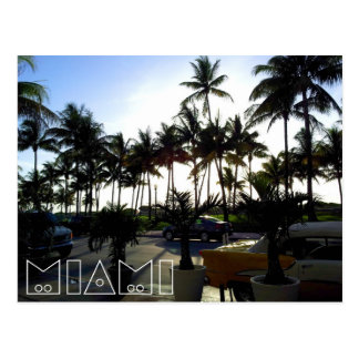 Miami II Postcard