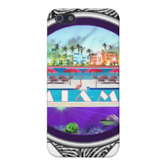 Miami iPhone 4/4S Speck® Fitted™ Hard Shell Case
