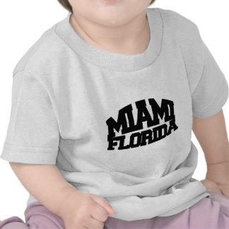 Miami la Florida Camiseta