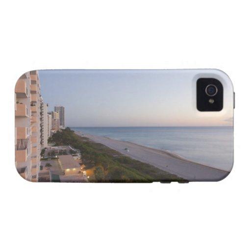 Miami, la Florida iPhone 4 Carcasa