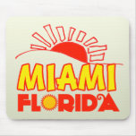 Miami, la Florida Tapete De Ratones
