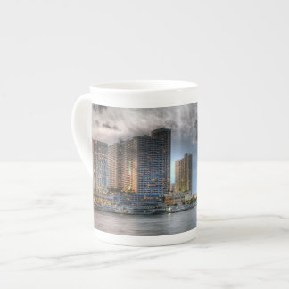 Miami, la Florida Taza De Porcelana
