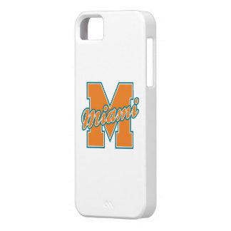 Miami Letter iPhone SE/5/5s Case
