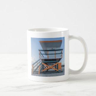 Miami Lifeguard Beach House Coffee Mug
