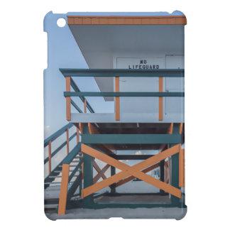 Miami Lifeguard Beach House iPad Mini Cover