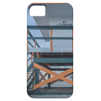 Miami Lifeguard Beach House iPhone SE/5/5s Case