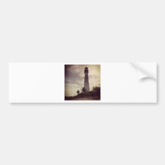 Miami Lighthouse Bumper Stickers
