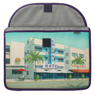 Miami MacBook Pro Sleeve
