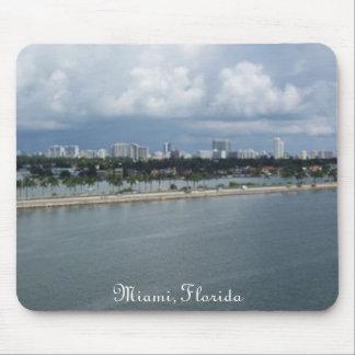 Miami, Miami, la Florida Alfombrilla De Ratones