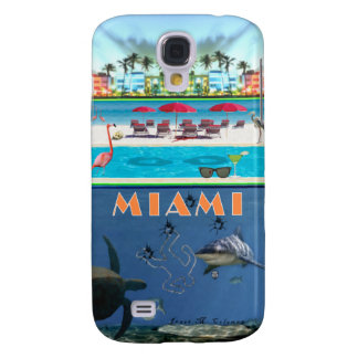Miami Mystery for iPhone 3G/3GS (Speck®) Galaxy S4 Cover