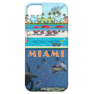 Miami Mystery for iPhone 5 (Case-Magic) iPhone SE/5/5s Case