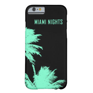 Miami Nights Barely There iPhone 6 Case