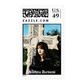 Miami Paranormal Ressearch Society Sinthyia stamp
