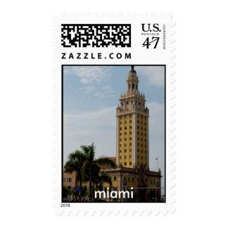 Miami Postage