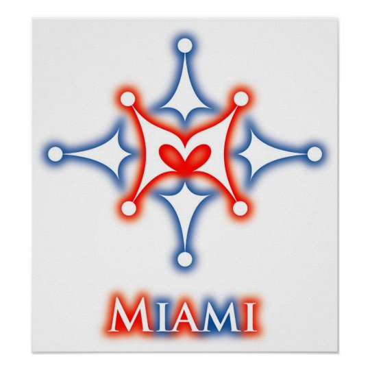 Miami Poster