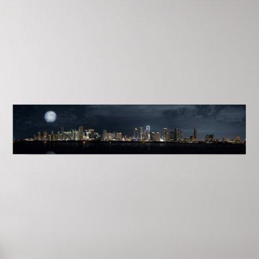 Miami que grita póster