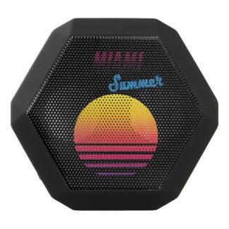 Miami  retro vintage shirt, #Miami Black Bluetooth Speaker