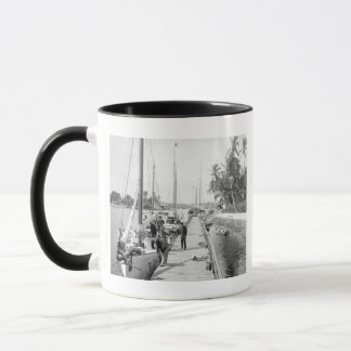 Miami Sailboats, 1905 Mug