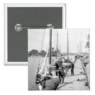 Miami Sailboats, 1905 Pin