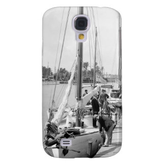 Miami Sailboats, 1905 Samsung Galaxy S4 Cover