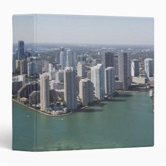 Miami Skyline 2 3 Ring Binder