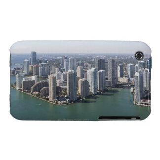 Miami Skyline 2 iPhone 3 Case