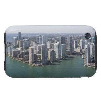 Miami Skyline 2 iPhone 3 Tough Case