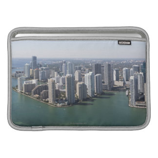 Miami Skyline 2 MacBook Sleeve