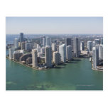 Miami Skyline 2 Postcard