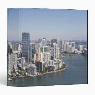 Miami Skyline 3 Binder
