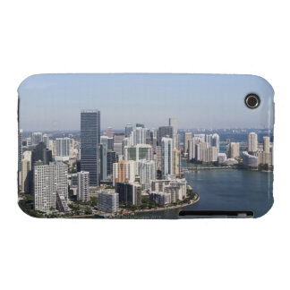 Miami Skyline 3 iPhone 3 Case-Mate Cases