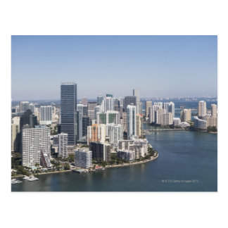 Miami Skyline 3 Postcard