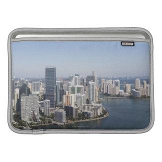 Miami Skyline 3 Sleeve For MacBook Air