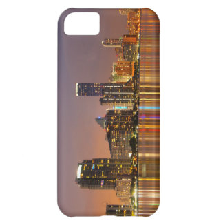 Miami Skyline at Dusk Cover For iPhone 5C