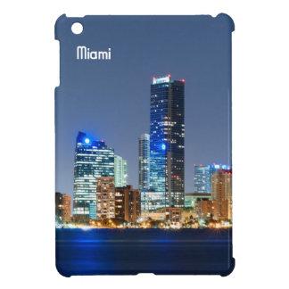 Miami Skyline at Dusk Case For The iPad Mini