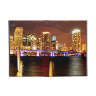 Miami skyline at night, Florida iPad Mini Case
