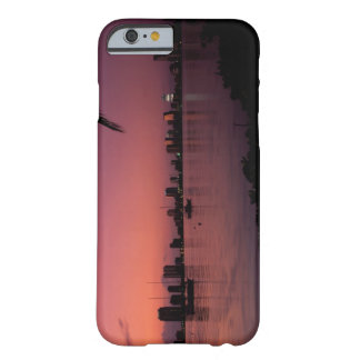 Miami Skyline at Sunset Barely There iPhone 6 Case