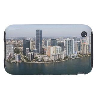 Miami Skyline Tough iPhone 3 Covers