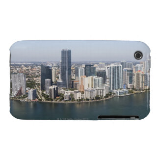 Miami Skyline iPhone 3 Cover