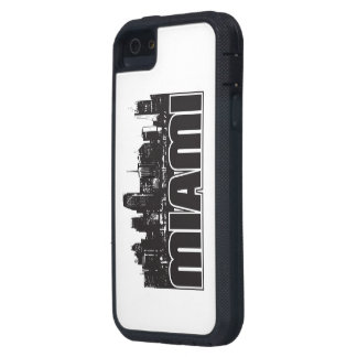 Miami Skyline Case For iPhone 5