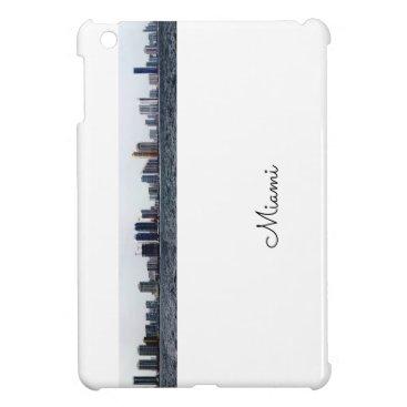 Miami Skyline iPad Case