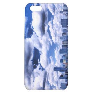 Miami skyline - iPhone 4 case