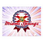 Miami Springs, FL Post Cards