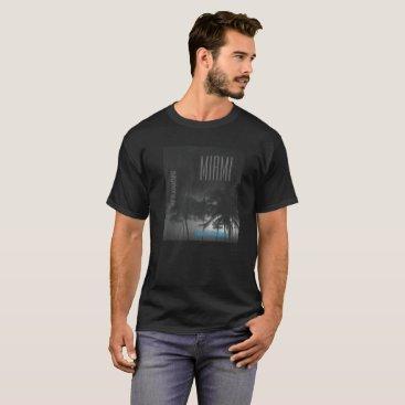 Beach Themed Miami T-Shirt